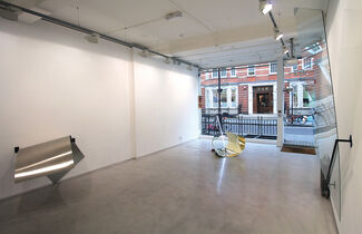 Ben Woodeson: obstacle, installation view