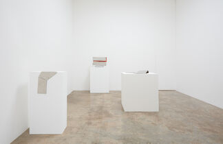 Beverly Pepper: New Particles From The Sun, installation view