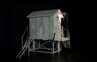 Studies for Little Tube House and The Night Sky, installation view