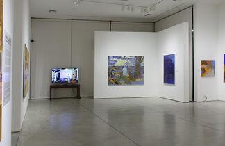 MAX PELLEGRINI: A RETROSPECTIVE EXHIBITION, installation view