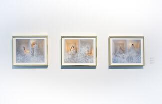 Annie Baillargeon: Cosmologie des chambres, installation view