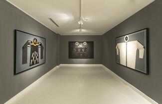 """Balkan Naci İslimyeli """"Say Something"""", installation view"""