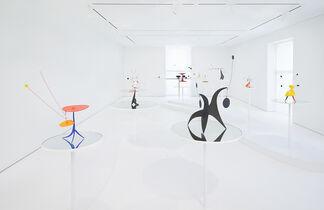 Alexander Calder: Multum in Parvo, installation view