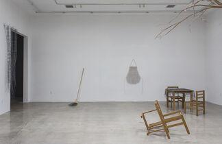 Pontus Willfors, Homeland, installation view