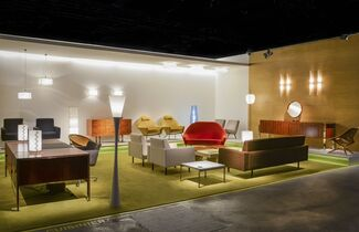 Galerie Pascal Cuisinier at Design Miami/ Basel 2014, installation view