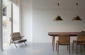 Hans J. Wegner, installation view