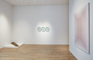 Form Through Narrative: New Chinese Art, installation view