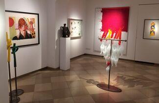Kunst nach 1945 - Art after 1945, installation view