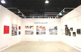 Askeri Gallery at Art Kaohsiung, installation view