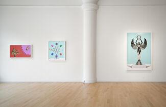 Chris Cosnowski: Might & Main, installation view