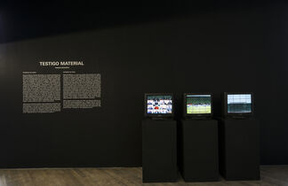 Forensic Architecture: Forensis, installation view