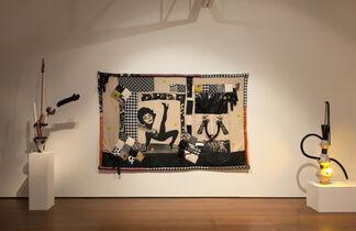 Sarah Contos, Total Control, installation view