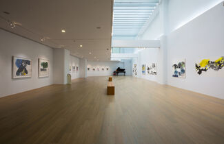 Elegance of Landscape – LEE Chung-Chung Solo Exhibition, installation view