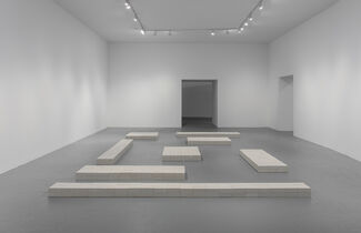 Carl Andre: Sculpture as Place, 1958–2010, installation view