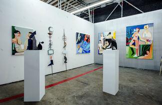 Projet Pangée at Material Art Fair 2018, installation view