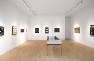 Wifredo Arcay : Cuban Structures, installation view