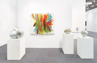 Tina Kim Gallery at The Armory Show 2015, installation view