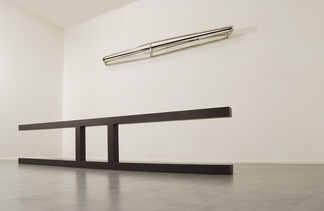 Gianni Piacentino - Solo show, installation view