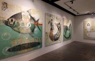 BEIRUT ART SCENE, installation view