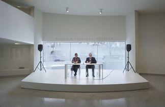 On Kawara—Silence, installation view