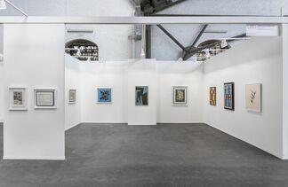 Galería de las Misiones at Art Brussels 2017, installation view