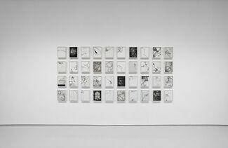 Emil Lukas, installation view