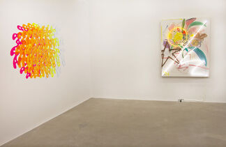 A State of Infinite Division, installation view