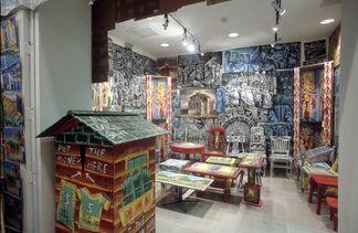 Fresh Art Daily, installation view