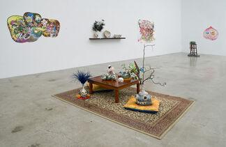 Jiha Moon Foreign Love, installation view