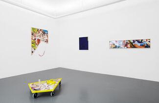 Kate Steciw – ACTIFE PLASSITY, installation view