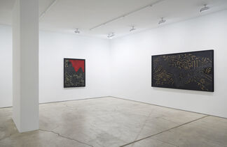Toyin Ojih Odutola: Like the Sea, installation view