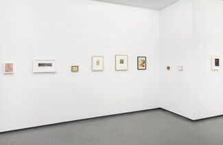 The Age of Small Things, curated by Chuck Webster, installation view