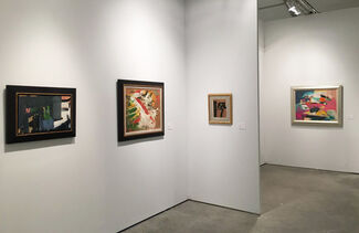 Allan Stone Projects at Art Miami 2015, installation view