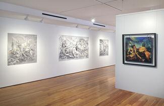 Ayo Scott: The Lies We Believe, installation view