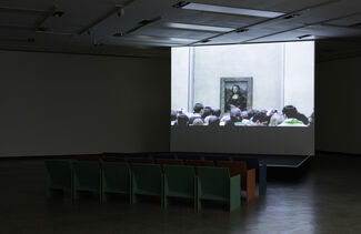 L'Exposition Imaginaire, installation view
