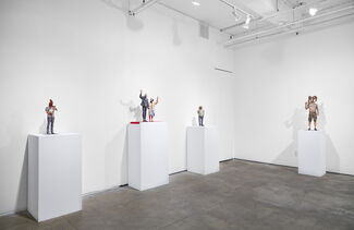 Alessandro Gallo - For Some Reason, installation view