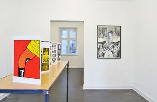 ZVEN BALSLEV - Human, installation view