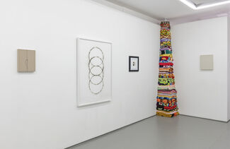 Again and Again, installation view