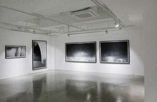 Sky Wind Stars and Me, installation view