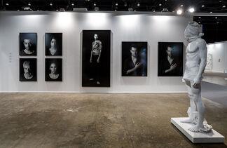 Leila Heller Gallery at Art Dubai 2017, installation view