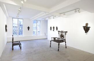 Goncalo Mabunda, New Work, installation view