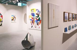 Galerie Heike Strelow at VOLTA14, installation view