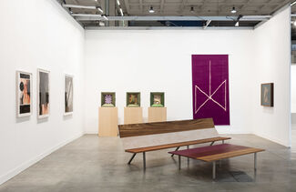 Kayne Griffin Corcoran at miart 2016, installation view
