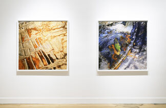 David Maisel: Mining, installation view