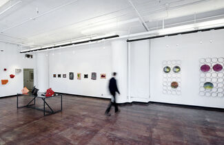 Andy Hall: Shapes of Time, installation view