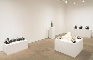 Dennis Clive: Ceramic Transport, installation view