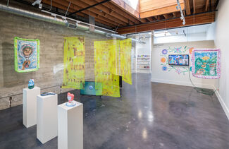 LOOPHOLES, installation view