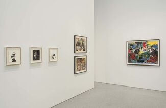 Collage: Made in America, installation view
