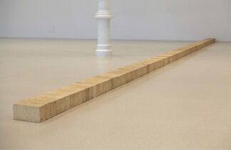 Carl Andre: Sculpture as Place, 1958-2010, installation view