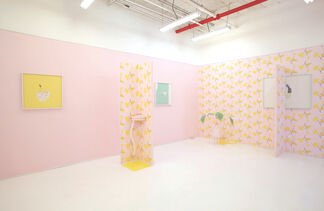 Spooky Action at a Distance, installation view